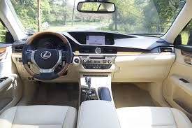 lexus luxury van 2014 lexus es 300h review