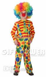 Kids Halloween Clown Costumes Clown Halloween Costumes Kids Clown Halloween