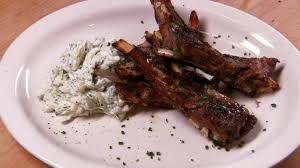 tzatziki lamb ribs food network
