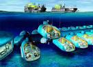The breathtaking Poseidon Undersea Resort in Fiji
