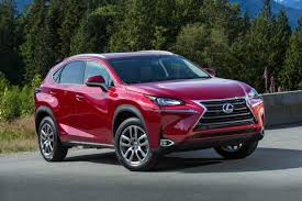 lexus crossover 2016 used 2017 lexus nx 300h suv pricing for sale edmunds