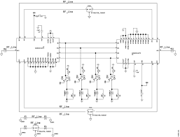 Rf Switch Matrix Schematic Diagrams Cn0377 Circuit Note Analog Devices