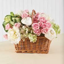 How To Make Floral Arrangements Step By Step Basket Flower Arrangement Step By Step