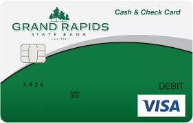 credit u0026 debit cards grand rapids state bank