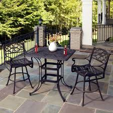 Patio Bistro Table Home Styles Biscayne Space Saving Rectangle Bistro Table Set 555x 369