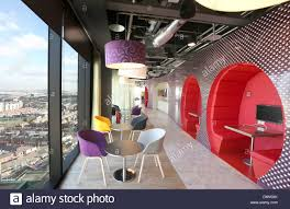 tech office pictures modern tech office interior stock photo 55784699 alamy