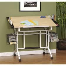 Metal Drafting Table Studio Designs Pro Station Wood 45
