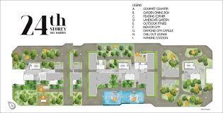 Garden Floor Plan J Gateway Floor Plans Site Plan Jurong Gateway Condo