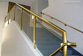 Stair Banister Glass Cbw Staircase Railings
