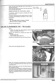 2003 2015 honda crf150f service manual by repairmanual ebay