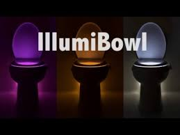 national geographic aquarium light illumibowl toilet night light as seen on shark tank youtube