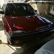 mobil bekas honda civic honda civic 1 3 1986 mobilbekas com
