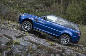 land rover mud range rover sport svr delivers devastating pace on all terrains