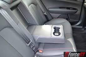 maserati levante back seat 2016 kia optima gt rear seat arm rest forcegt com
