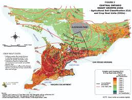 A Map Of Canada by Where Are Significant Agricultural Lands Located Neptis Foundation