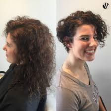 is deva cut hair uneven in back versus salon devacurl