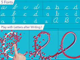 cursive writing wizard on the app store