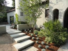 amazing cement walkway ideas for home exterior landscaping purpose