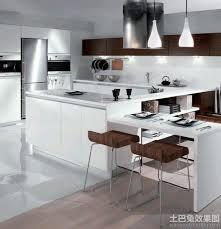 exemple de cuisine moderne cuisine contemporaine avec lot cuisines cuisiniste aviva modele de
