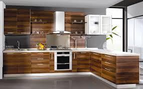 Finished Kitchen Cabinets Melamine Finished Kitchen Cabinets Foshan Yubang Furniture Co Ltd