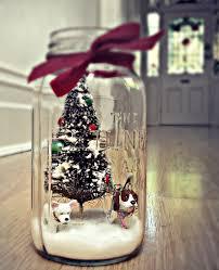 christmas diorama in a mason jar www magnoliasquare com au
