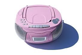 cd player für kinderzimmer test kinder mädchen stereoanlage cd player radio de elektronik