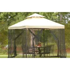 gazebo 8x8 s 582d and s 582dn lowe s sku 31335 and 01315 garden winds