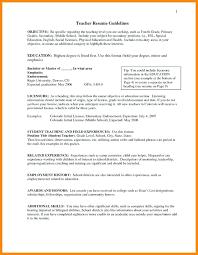 resume sample physical education teacher cover letter teaching