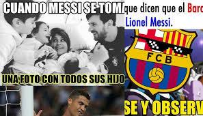 Memes Sobre Messi - memes por la victoria del barcelona sobre málaga sin lionel messi