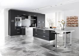 deco salon et cuisine ouverte modele deco salon salle a manger 3 la cuisine ouverte sur le