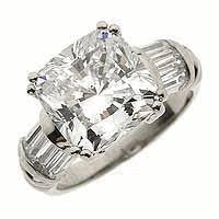 4 carat cubic zirconia engagement rings 15 best cushion cut rings cushion cut engagement rings cushion