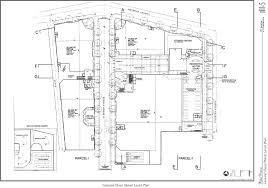 Floor Plan Survey Palazzo Westwood Project Draft Eir