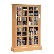 Dvd Storage Cabinet Cd Dvd Cabinets Media Storage Living Room Furniture The