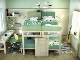 3 Way Bunk Bed Small Spaces Kid Bunk Beds Tumidei Wooden Bunk Beds