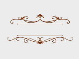 free vintage ornament vector graphics