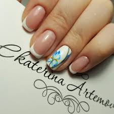 beautiful french nails the best images bestartnails com