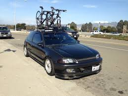 2001 Honda Crv Roof Rack by Honda And Bike Lovers