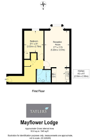 mayflower floor plan 1 bedroom flat for sale in mayflower lodge wetherill road