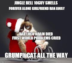 Grumpy Cat Snow Meme - grumpy cat christmas hd memes imgflip