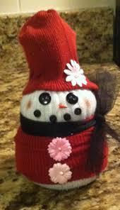 18 best snow babies images on pinterest christmas ideas sock