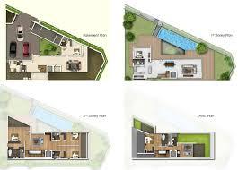 victoria park villas floor plans