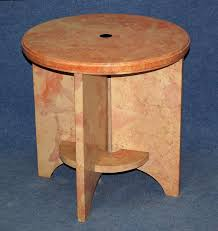 vintage pedestal side table vintage pedestal side table for sale at pamono