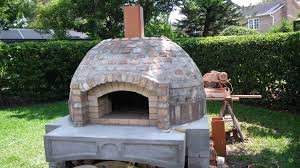 Build Brick Oven Backyard by How To Build A Wood Fired Pizza Oven Bbq Smoker Combo Detailed