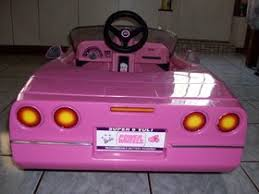 pink corvette power wheels 1988 power wheels corvette pictures images photos