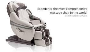 Inada Massage Chair Bodo Inada Sogno Dreamwave