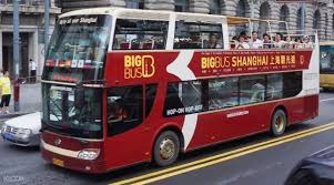 San Francisco Big Bus Tour Map by Shanghai Big Bus Sightseeing Tour Klook