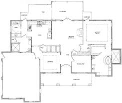 floor plans for homes one story raleigh accessible one story homes stanton homes