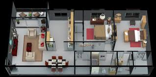 Two Bedroom Apartments Floor Plans Two Bedroom One Bath Apartments
