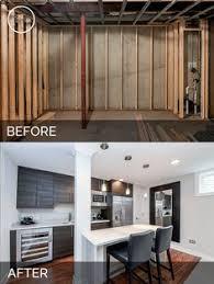 Basement Apartment Remodeling Ideas Brian U0026 Danica U0027s Basement Before U0026 After Pictures Basements