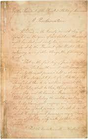 thanksgiving proclamation emancipation proclamation